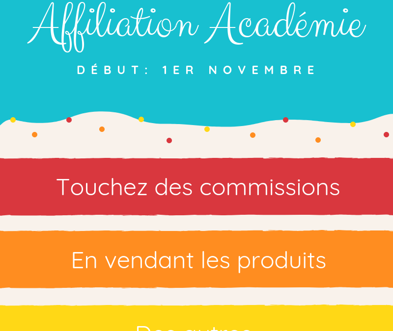 Formation Affiliation Académie : devenir un super affilié